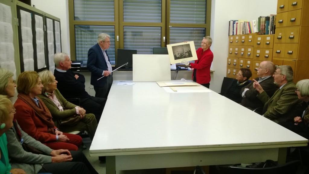historisches museum frankfurt: Alte Fotografien von Frankfurt