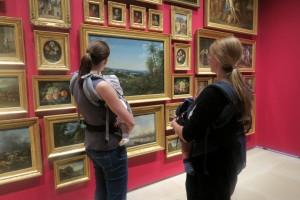 historisches museum frankfurt: Bei den Sammlern und Stiftern, Foto: Luisa Kreiling