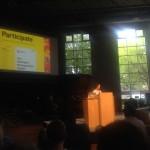 Wie organisiert man Online-Partizipation? (Foto: Sonja Thiel)
