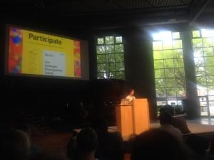 historisches museum frankfurt: Vortrag über unsere digitale Plattform
