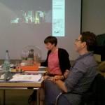 Das Frankfurt Jetzt Team koordiniert die Kooperation