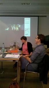 historisches museum frankfurt: Das Frankfurt Jetzt Team koordiniert die Kooperation