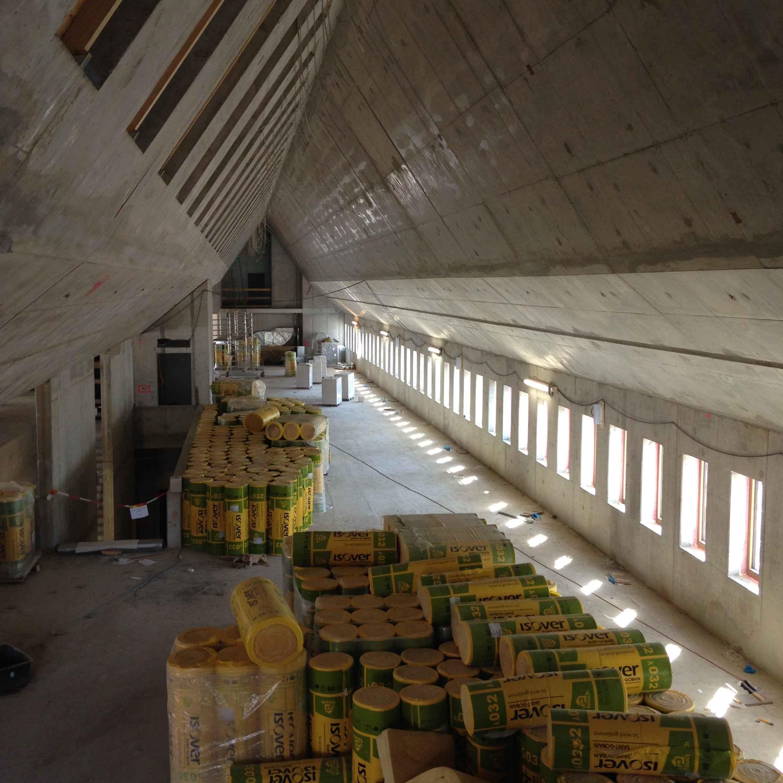 historisches museum frankfurt: Baustelle