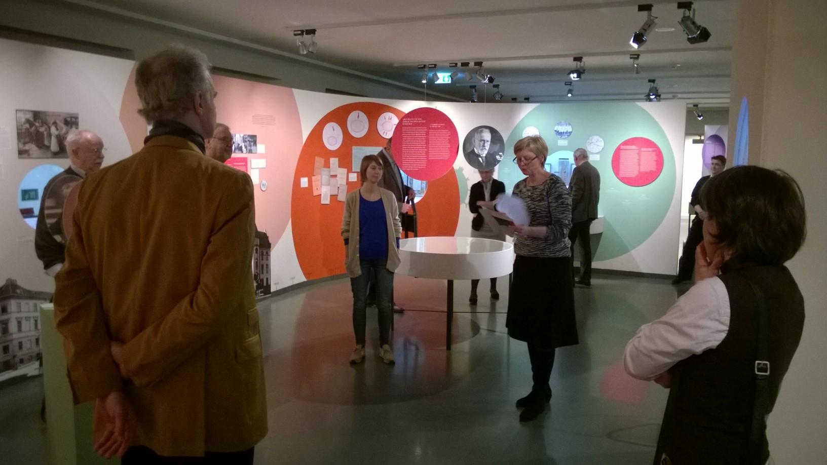 historisches museum frankfurt: Was macht eine Registrarin am hmf?