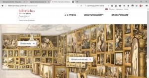 historisches museum frankfurt: Bildersammlung Prehn ist online