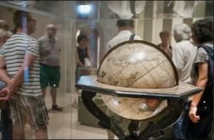 historisches museum frankfurt: Schoener Globus