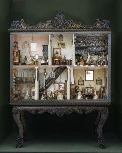 historisches museum frankfurt: Das Gontardsche Puppenhaus