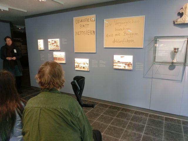 historisches museum frankfurt Besuch im Museum Judengasse2