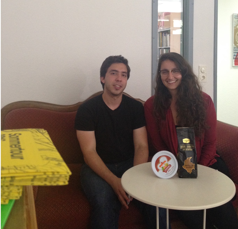 Historisches Museum Frankfurt: Erica and Erik are looking for Hosts!