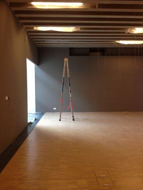 historisches museum frankfurt: im neuen Ausstellungshaus: work in progess