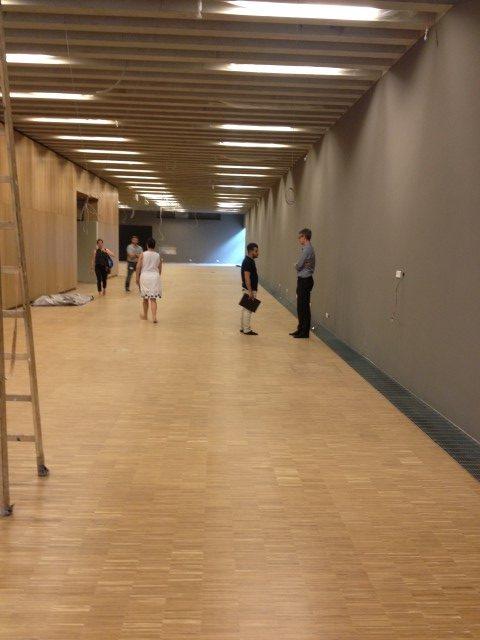 historisches museum frankfurt: im neuen Ausstellungshaus