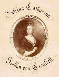 Historisches museum frankfurt: Justina von Cronstetten, C17719