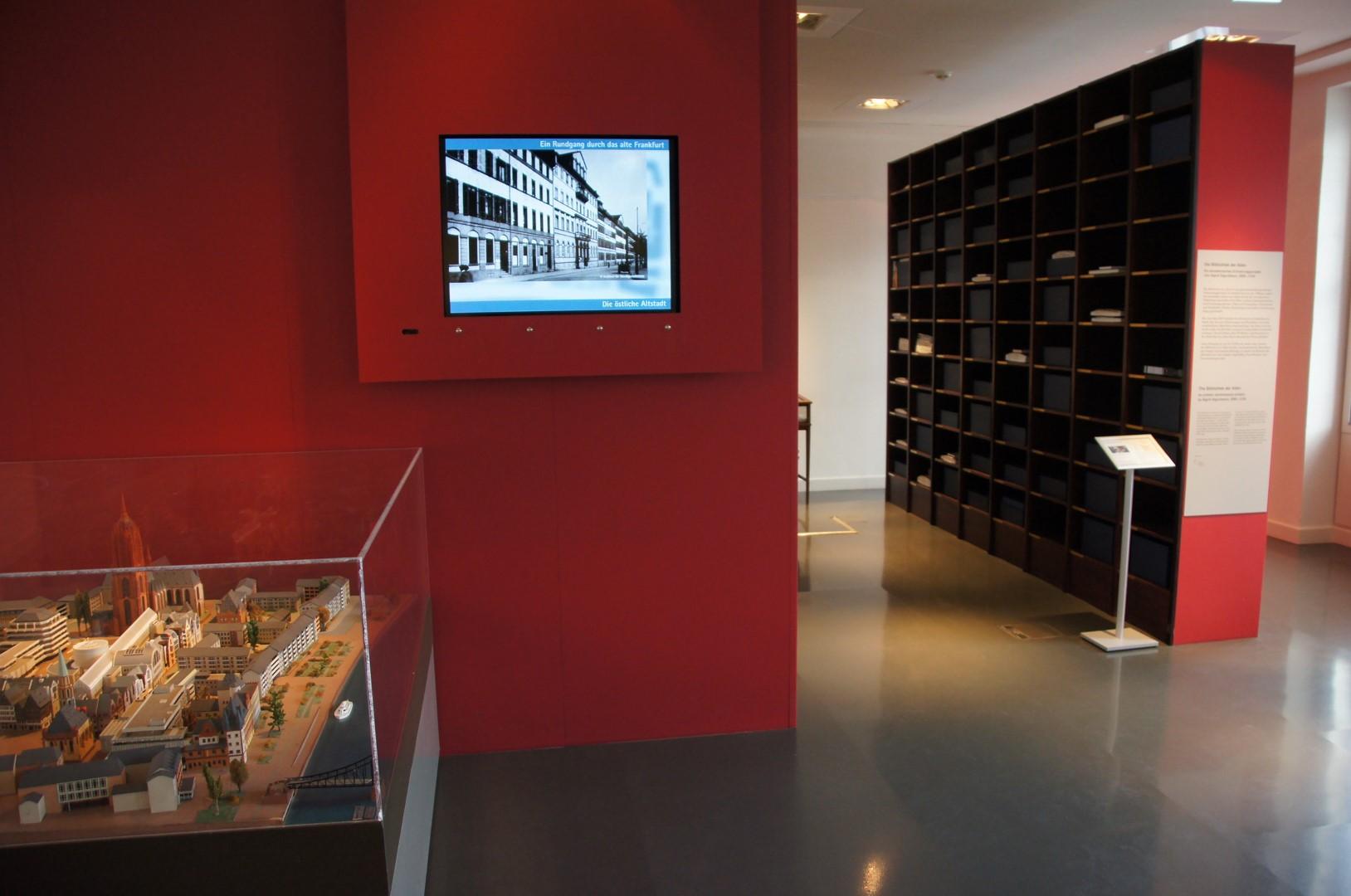 Historisches Museum Frankfurt: Die Bibliothek der Alten
