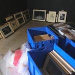 historisches museum frankfurt:Gute Vorbereitung ist alles.