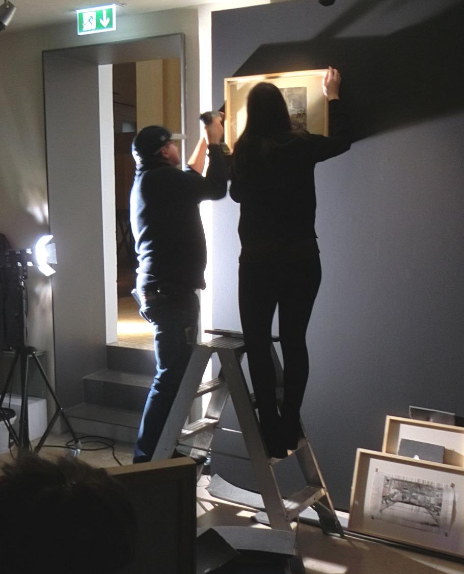 """historisches museum frankfurt: """"Rudi's Bilder!"""" Mit Teamarbeit zum Ziel"""
