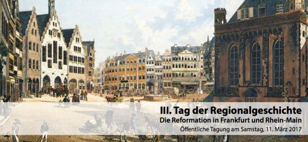 historisches museum frankfurt: Tag der Regionalgeschichte 2017