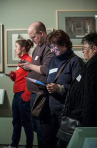 historisches museum frankfurt: viele-verschiedene-Apps-fuer-spezifische-Aufgaben
