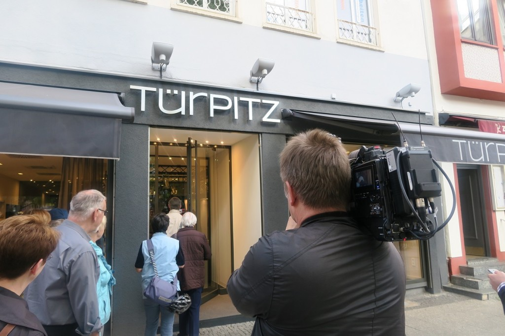 historisches museum frankfurt_Dreh Tuerpitz