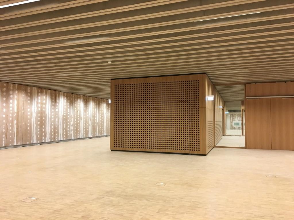 historisches museum frankfurt: Sonderausstellungsraum