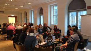 historisches museum frankfurt: Brainstorming Bar