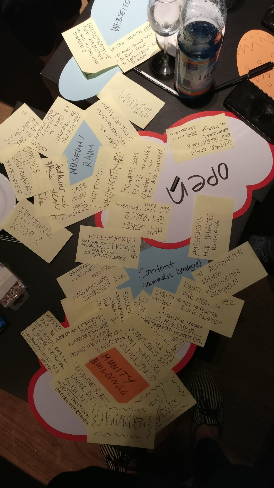 Brainstorming Bar. Foto: HMF
