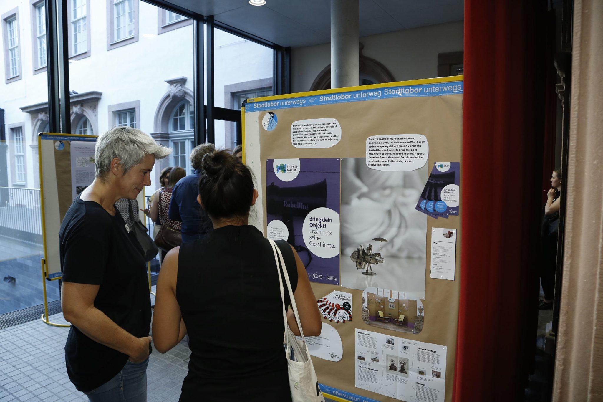 historisches museum frankfurt: the subjective Museum - Poster exhibition