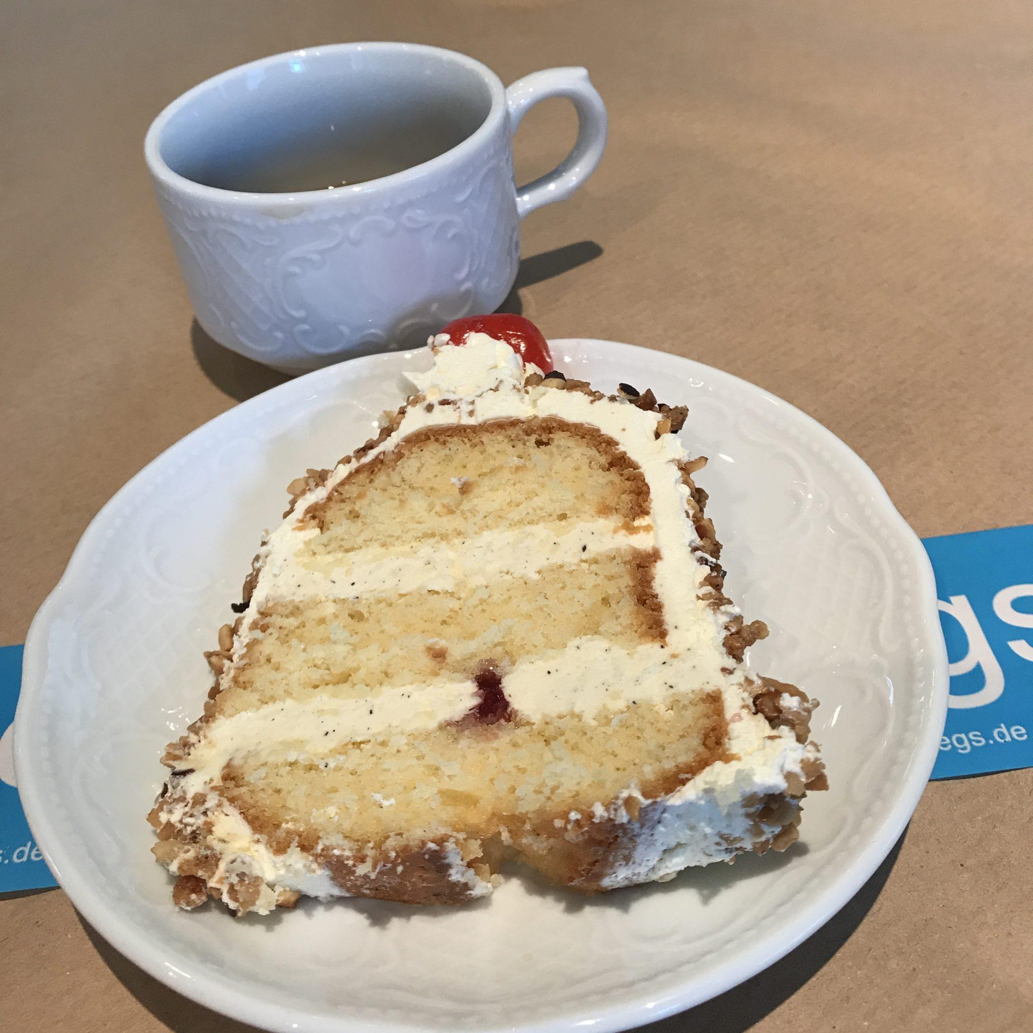historisches museum frankfurt: the subjective Museum - Frankfurter Kränzchen - the famaous Frankfurt cake