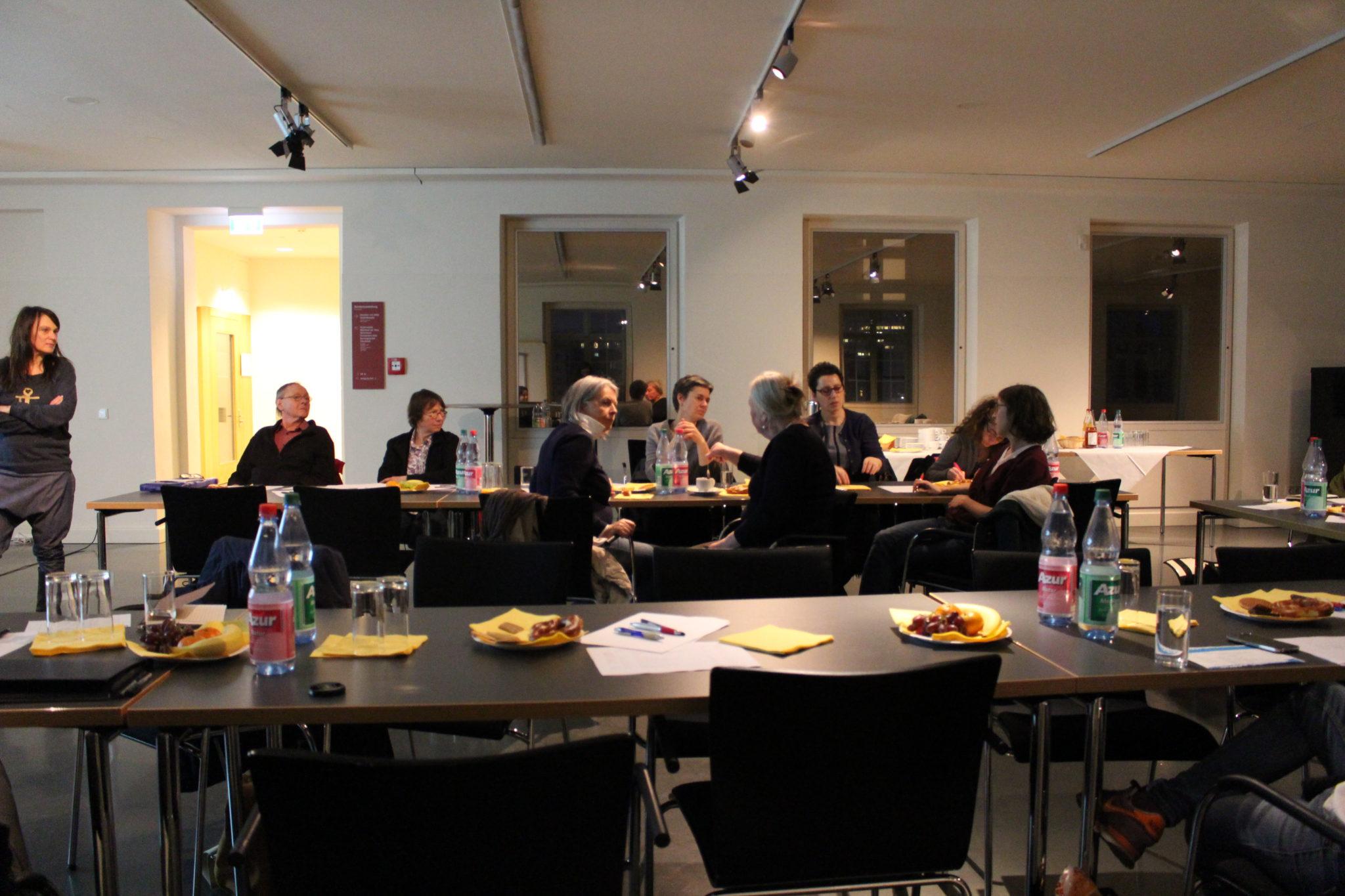 Script and treatment workshop