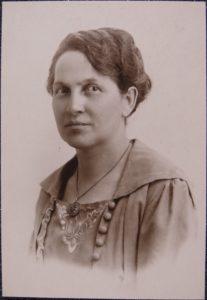 historisches museum frankfurt Johanna Tesch (1875-1945)