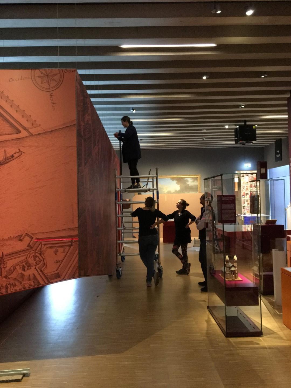 Historisches Museum Frankfurt: Frankfurt Einst? - Die Aufhaengung des Altstadt-Dramas wird ueberprueft