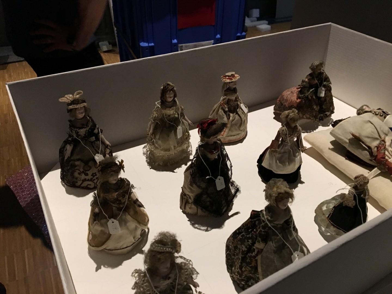Historisches Museum Frankfurt: Frankfurt Einst? - Die Puppen aus dem Gontard'schen Puppenhaus kommen von der Restaurierung zurueck