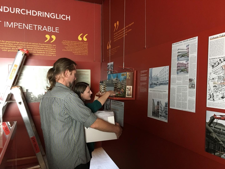 Historisches Museum Frankfurt: Frankfurt Einst? - Im Altstadt-Drama wird das Faller-Modell installiert