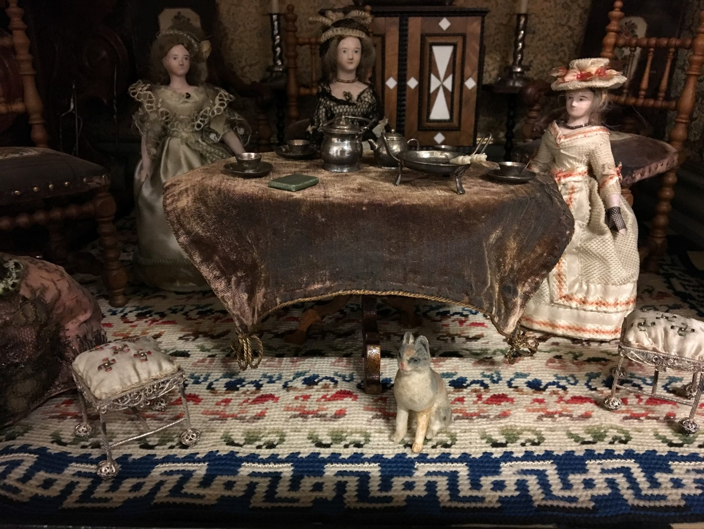 Historisches Museum Frankfurt: Frankfurt Einst? Im Salon des Gontard'schen Puppenhauses