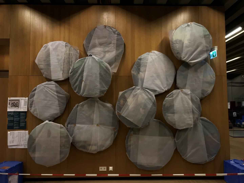 Historisches Museum Frankfurt: Frankfurt Einst? - Die Schuetzenscheiben, verpackt