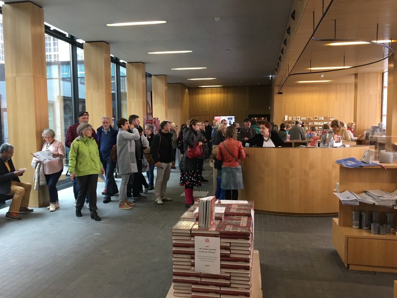Historisches Museum Frankfurt: im Foyer
