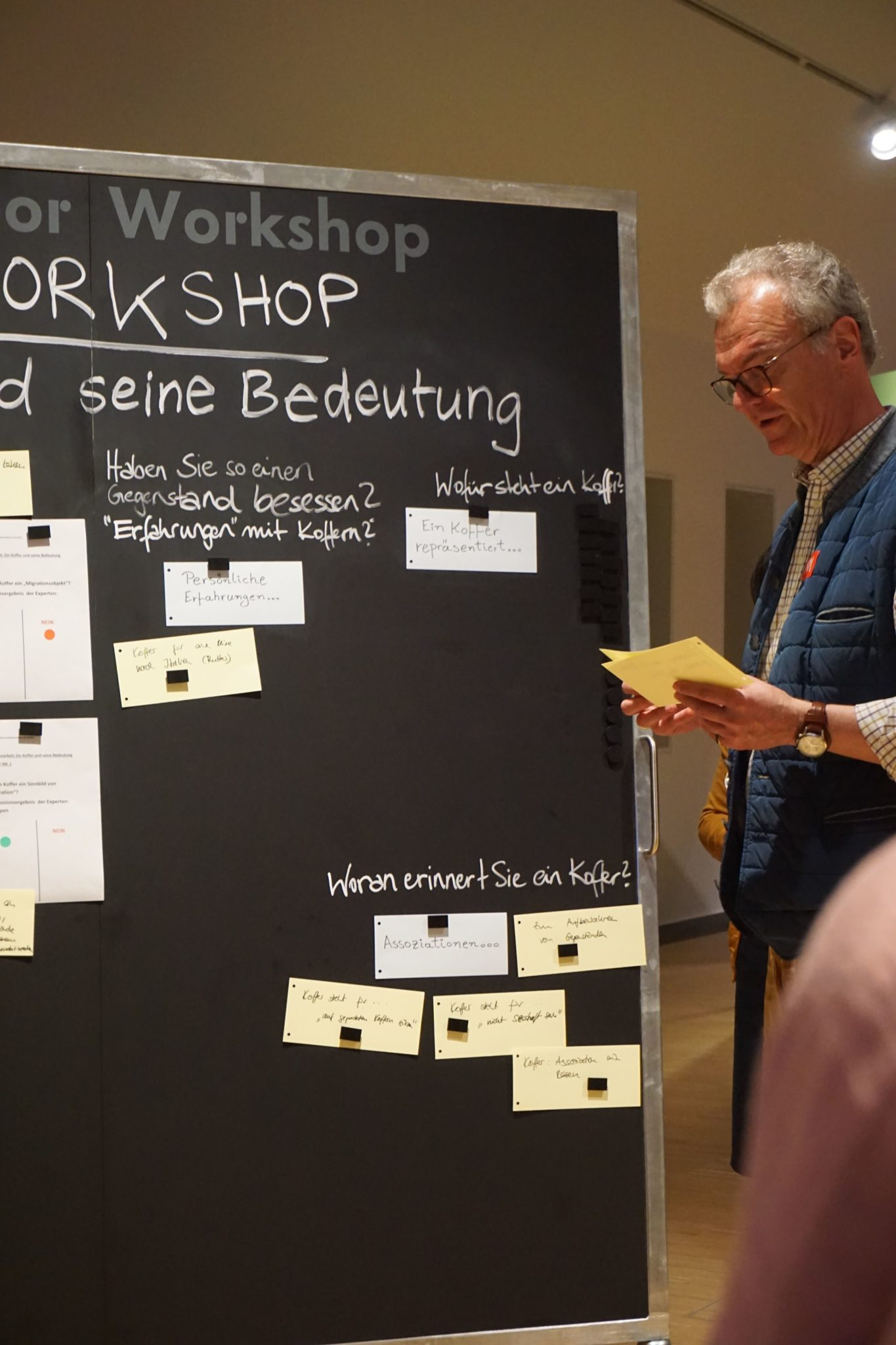 Historisches Museum Frankfurt - Auftaktworkshop Sammlungs-Check Migration