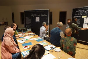 Historisches Museum Frankfurt – Auftaktworkshop Sammlungs-Check Migration