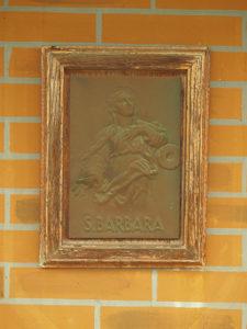 historisches museum frankfurt GEKA Luftmine Heilige Barbara