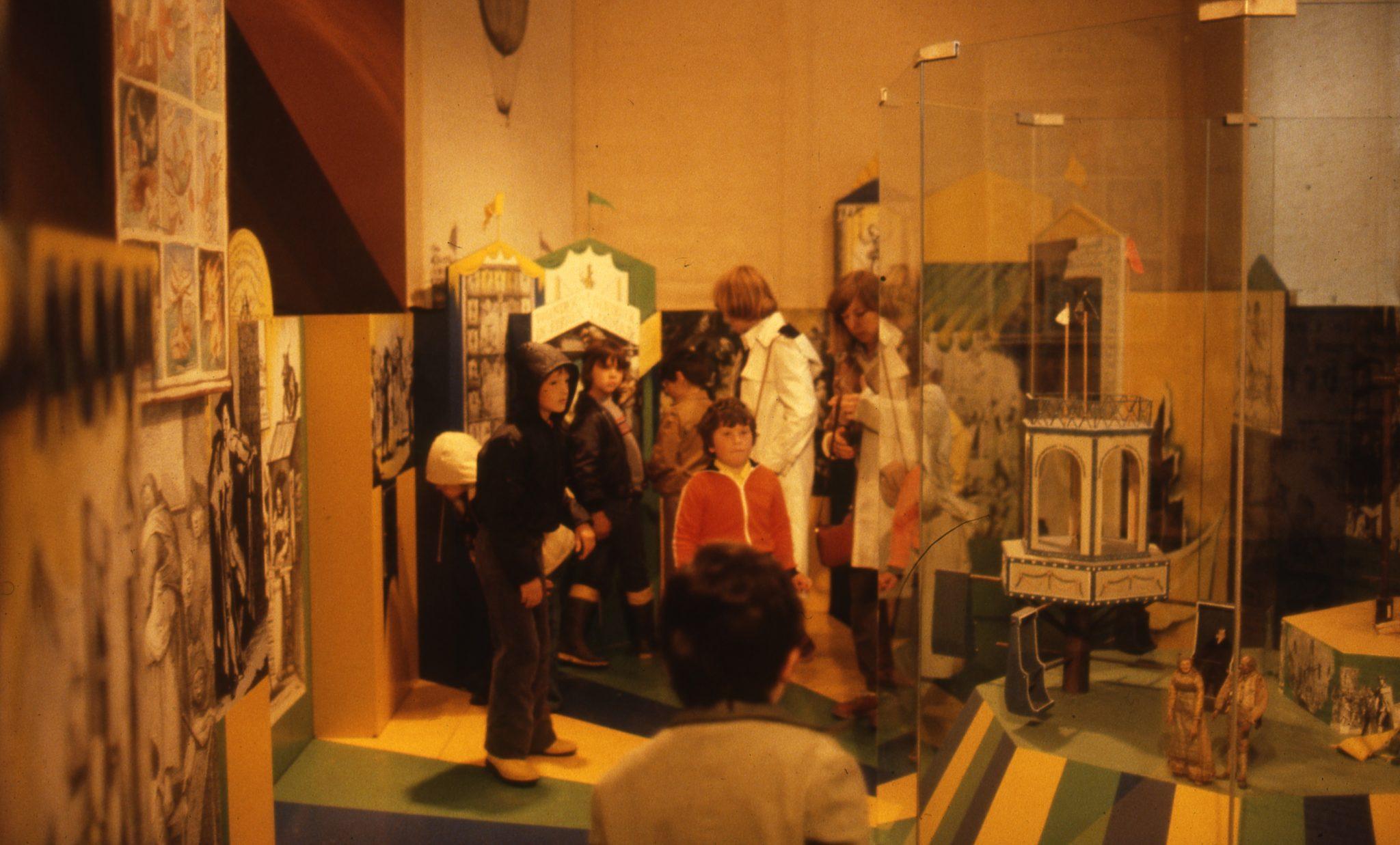 Kindermuseum Frankfurt - Anno Kindermal (1979)