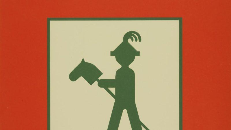 Kindermuseum Frankfurt – erstes Plakat des Kindermuseums (1972)