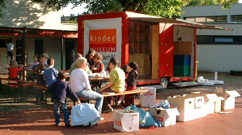 Kindermuseum Frankfurt - Kindermuseum unterwegs (1999)