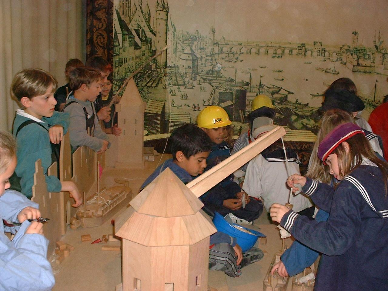 Kindermuseum Frankfurt - Leben im, am und auf dem Main (2001)