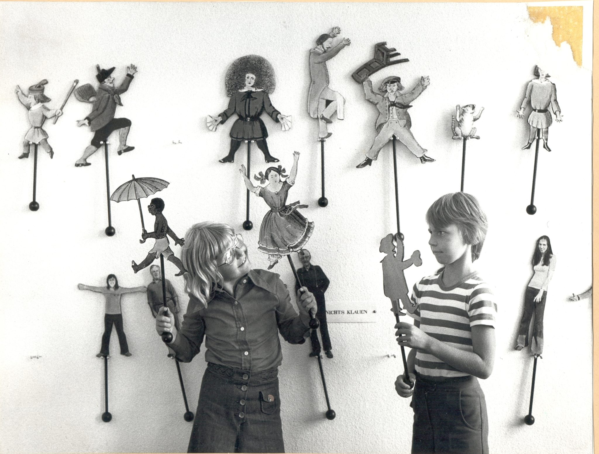 Kindermuseum Frankfurt - Struwwelpeter garstig, macht die Kinder artig? (1976)