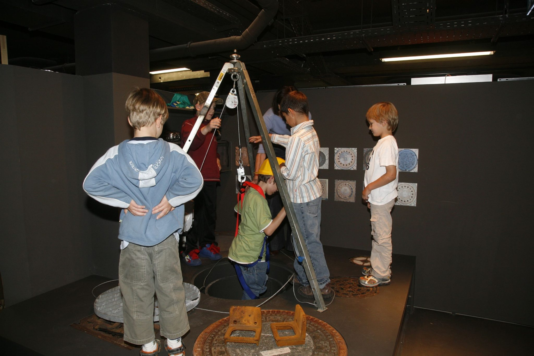 Kindermuseum Frankfurt - Unter der Stadt (2008)