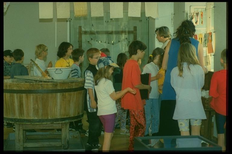 Kindermuseum Frankfurt - Vom Brei zum Buch (1998)