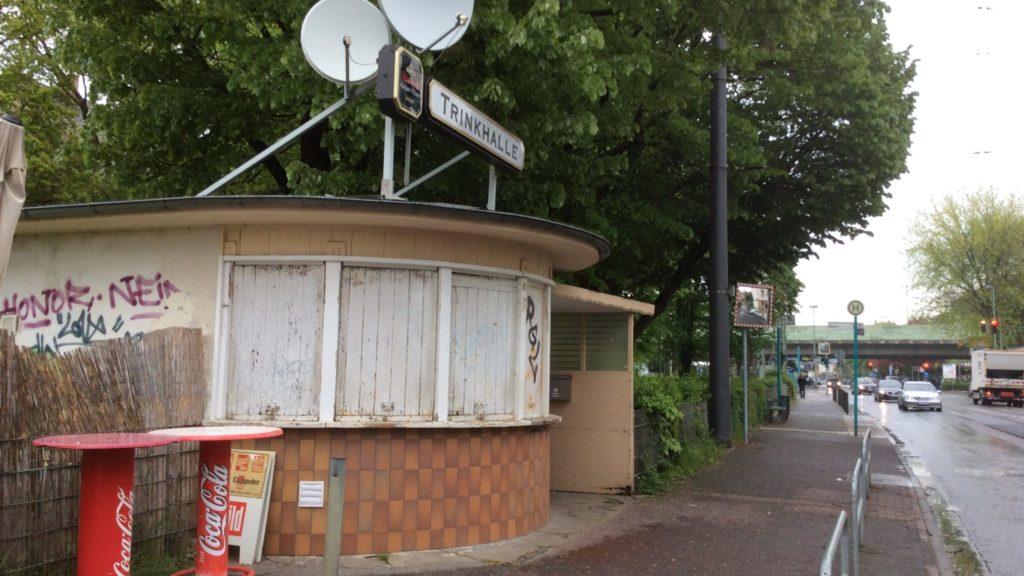 historisches museum frankfurt: Wasserhäuschen