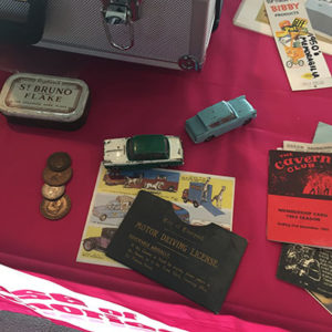 """historisches museum frankfurt: Erinnerungskoffer """"Liverpool"""""""