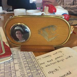 historisches museum frankfurt: Training im House of Memories, Liverpool