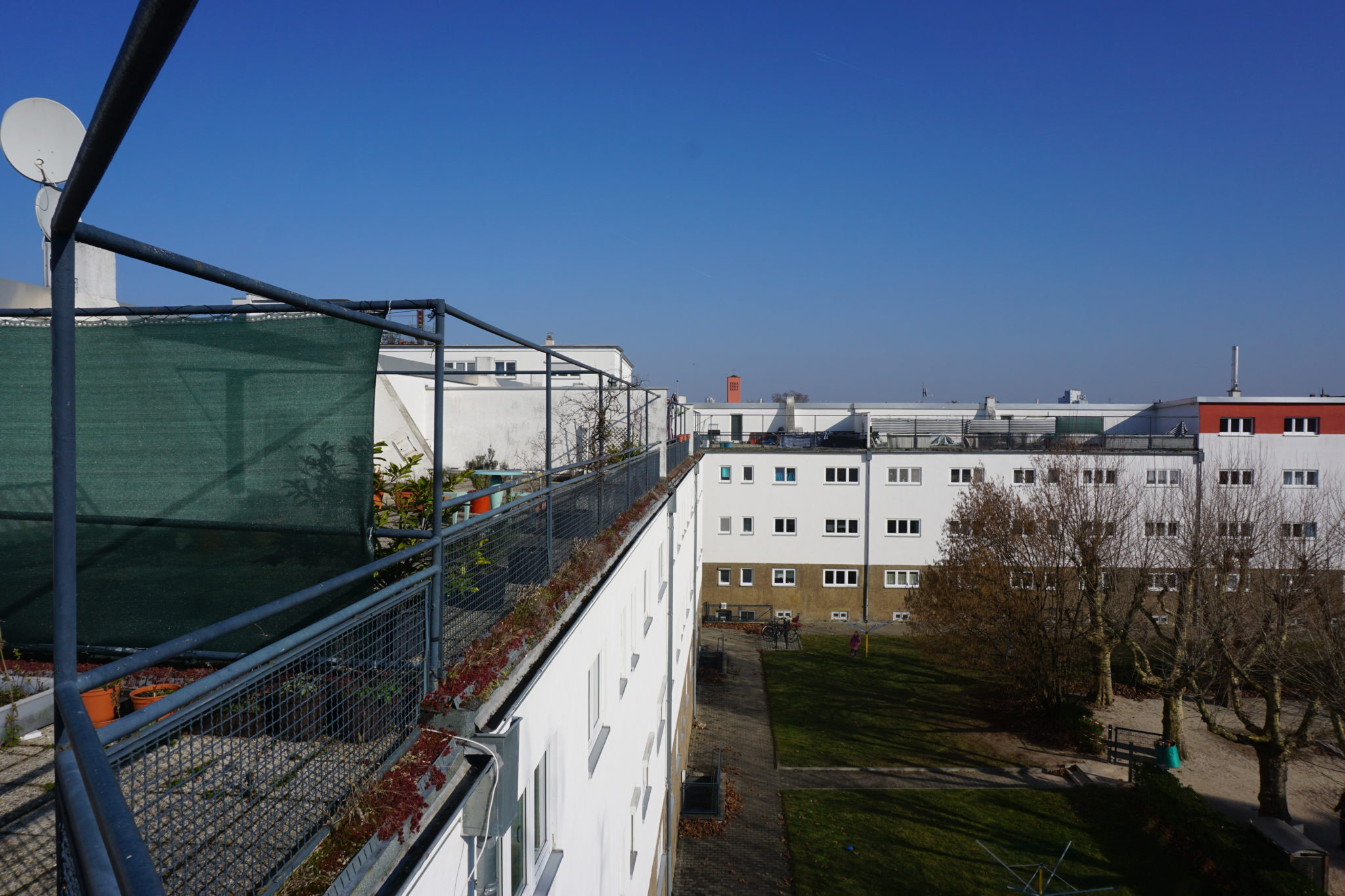 gebäude - Feldforschung - Niederrad, Bruchfeldstraße