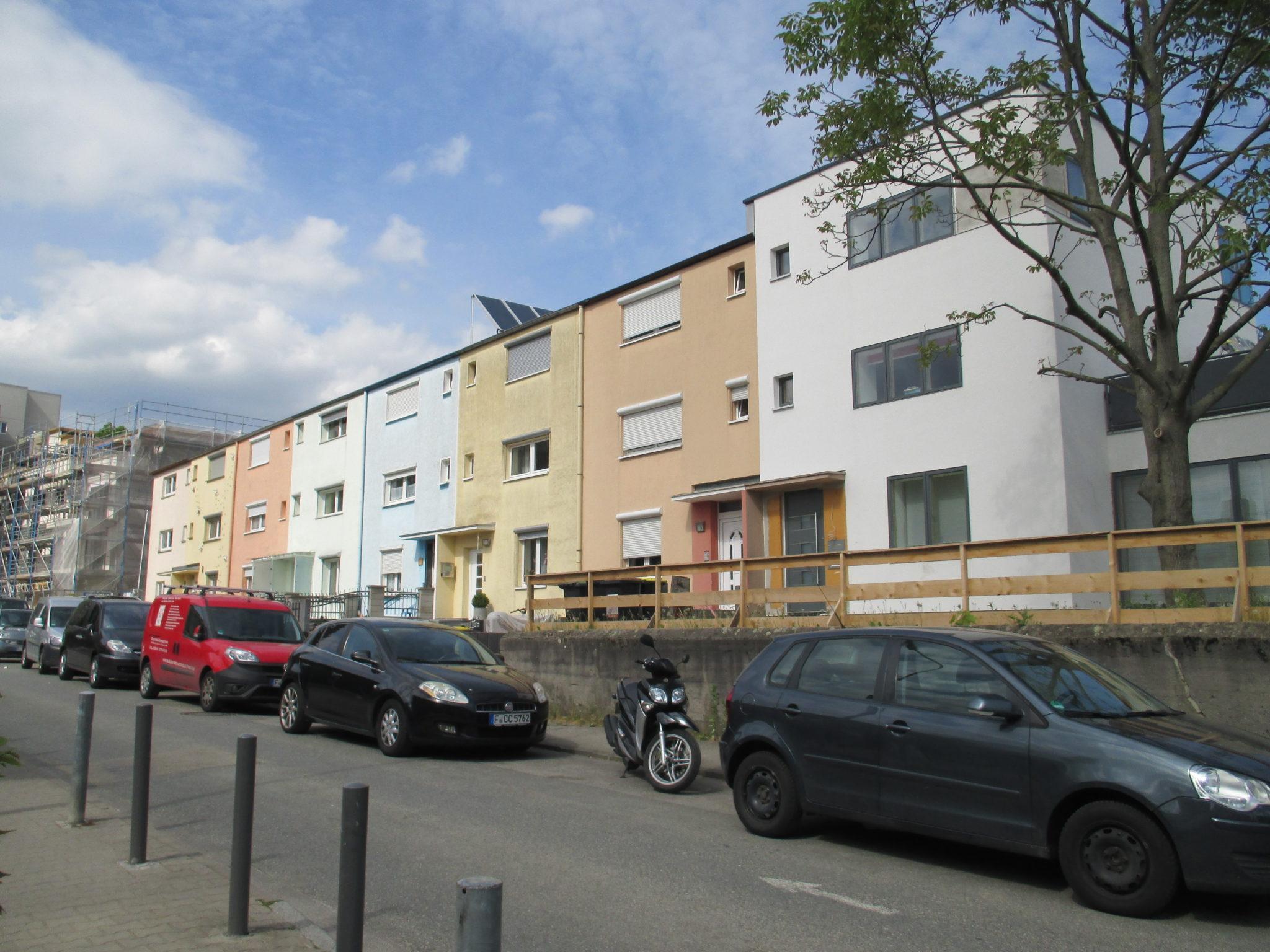 Siedlung Engelsruhe in Unterliederbach